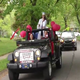 Graduates finishing up their school year took part in a car parade Sunday in the Foulk Woods neighborhood.  5/18/20