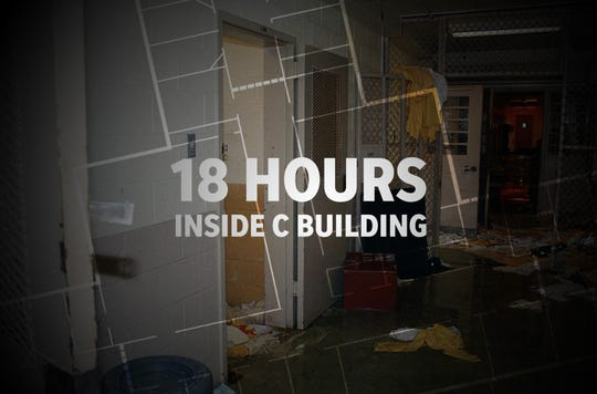 18 hours in C Building: A series on the 2017 Vaughn prison riot