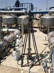GoatThroat Pumps is developing a system to specifically comply with EPA paraquat use requirements that requires a closed transfer system for Category 1 pesticides.