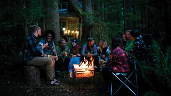 Gather 'round the fire.