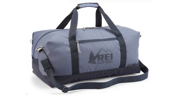 Versatility and endurance blend together in this duffel.
