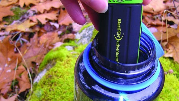 Drinkable water is just one tool away.