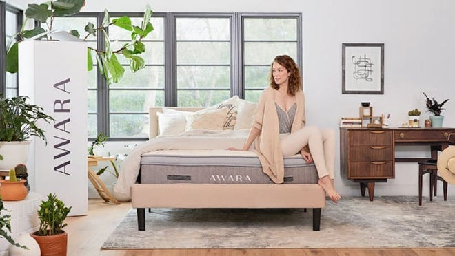 Awara mattresses are on sale during Labor Day 2021.