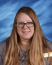 Hannah Moore is the new T.L. Hanna swimming coach.