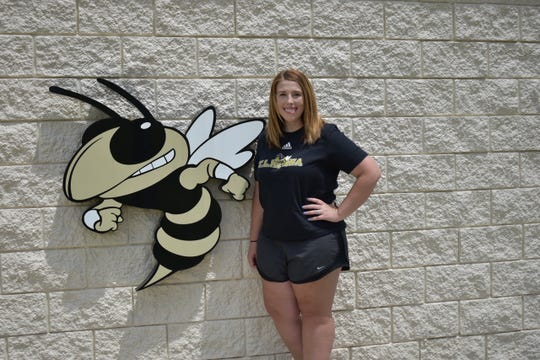 Samantha Galbreath is the new T.L. Hanna softball coach.