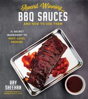 "Ray Sheehan of Neptune, owner of barbecue sauce company BBQ Buddha, is the author of ""Award-Winning BBQ Sauces and How to Use Them."""