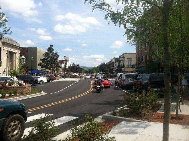 Hendersonville Main Street