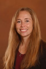 Jenny Swieton, Central Michigan's director of track and field/cross country.
