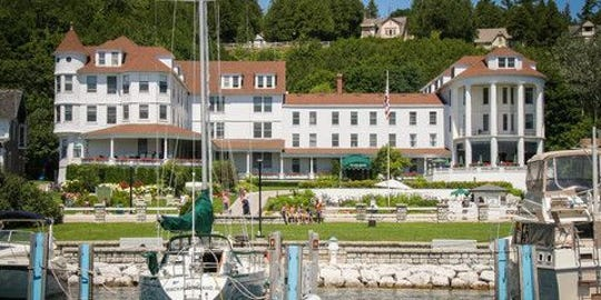 Mackinac's Island House Hotel is managed by the  Callewaert family since 1969.