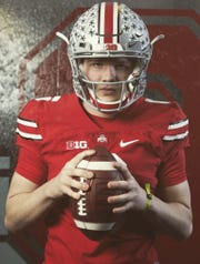 Ohio State quarterback commit Kyle McCord was the second player to join the Buckeyes' 2021 recruiting class.