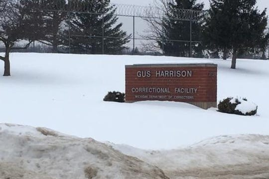 The Gus Harrison Correctional Facility in Madison Township.