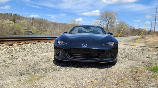 The 2020 Mazda MX-5 Miata shows off the evolution of Mazda's design from Lotus wannabe to a style in keeping with the Mazda family.
