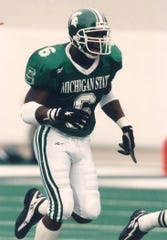 Sorie Kanu played at Michigan State from 1995-98.