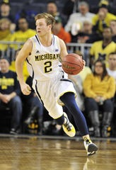 Spike Albrecht spent four years at Michigan before using his final season of eligibility at Purdue.