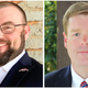 Van James and Jason P. Phillips are running for Anderson County Treasurer Republican primary, June 9.