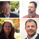 Here are the candidates running for Pickens County Council Republican in SC's primary, June 9. Debbie Gravely, Wes Hendricks and Tim Robinson, not pictured, are running for District 3. Derrick Craft, Darrell Gibbs and Henry Wilson are running for District 6.