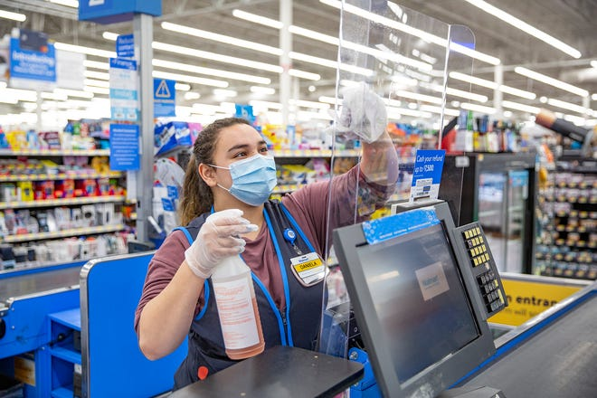 Walmart has made many changes during the coronavirus pandemic that will remain even after the nation reopens.