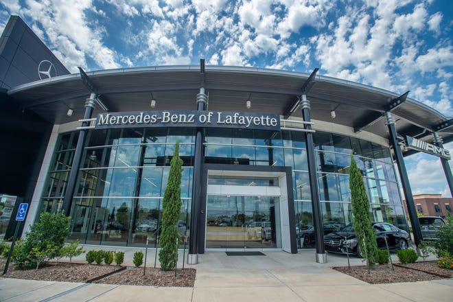 Sharon Moss - Mercedes-Benz of Lafayette. Tuesday, May 19, 2020.