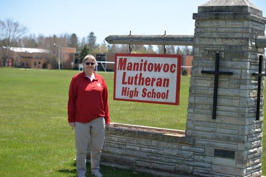 Manitowoc Lutheran teacher Karen Willsmann
