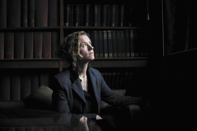 """The Sisters Grimm"" author Menna van Praag."