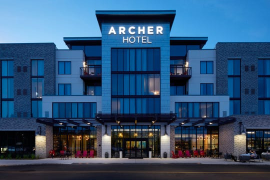 Atlantic Health has partnered with the Archer Hotel in Florham Park to provide temporary housing for essential healthcare workers during the coronavirus pandemic at the 2-year-old hotel near the headquarters of the New York Jets.