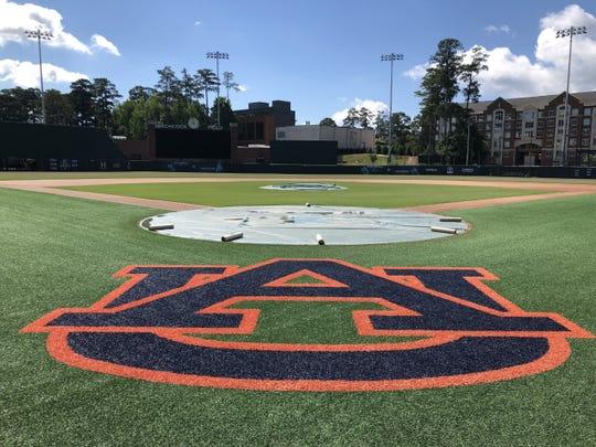 Plainsman Park, home of Auburn baseball.