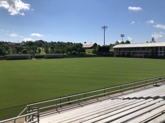The Auburn Soccer Complex.