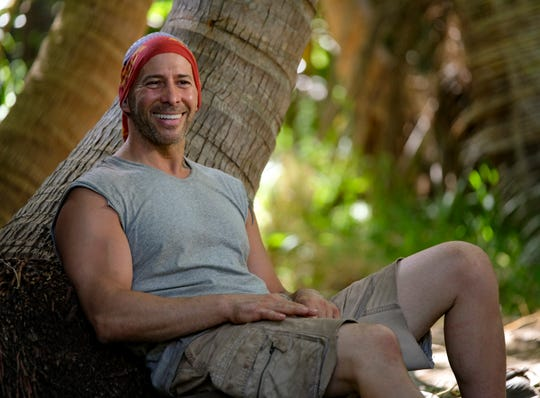 """Tony Vlachos, who lives in Allendale and was born and raised in Jersey City, won """"Survivor: Winners at War."""""""