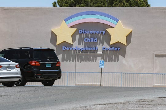 Discovery Child Development Center is pictured in Las Cruces on Tuesday, May 19, 2020.