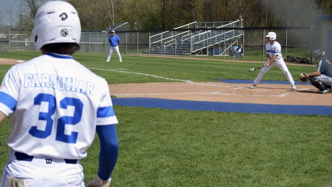The Lakeland offense woke up against Canton starting in the fourth inning, following in the footsteps of the 2019 offense.