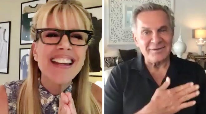 Sandie Newton virtually interviews Dr. Andrew Ordon about the importance of taking care of oneself during the pandemic.