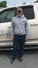 Jeff Bobb, of Jeff Bobb Home Improvement LLC, specializes in interior work like bathrooms and kitchens.