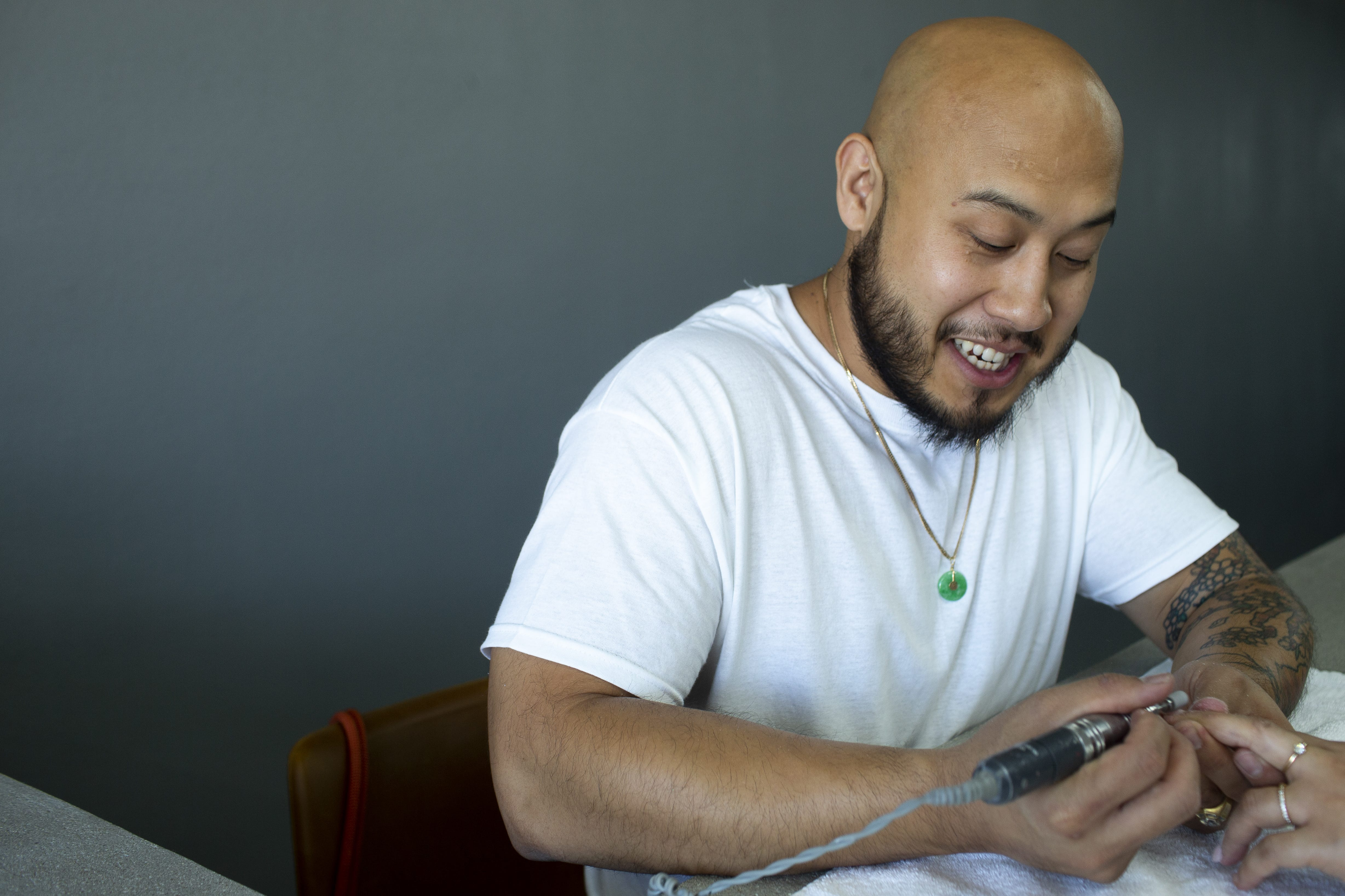 'I had $20 to my name': How a Phoenix nail artist found Instagram fame and his own lane