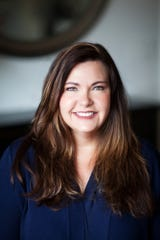 A photo of Paige Dollinger, who is running for family court judge in the Second Judicial District Court, Department 11.