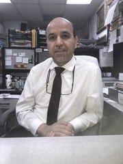Cotton's Grocery owner Akram Salamah