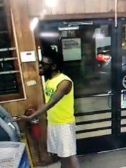 Shreveport police seek ID of shooting suspect.