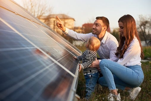 How to choose the right solar energy panels for your needs.