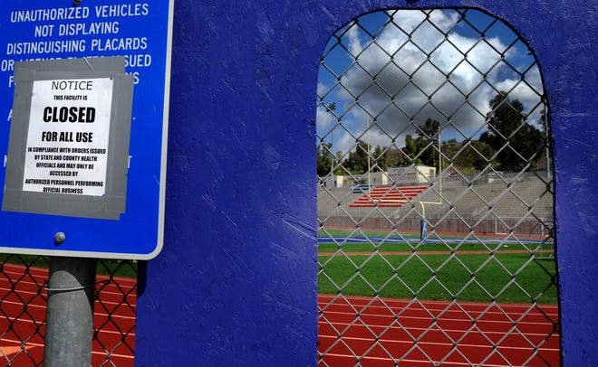 With recent rise of coronavirus cases, a revamped high school sports season is once again in jeopardy.