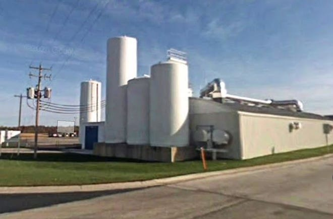 The aging Foremost Farms plant located at W3286 County RoadF, Chilton, Wis., was built in the 1940s, and produced provolone cheese for the foodservice industry which was hit hard during the pandemic. The plant is slated for closure this summer.