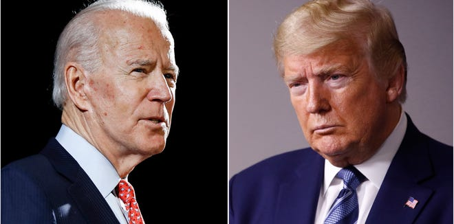 Democratic nominee Joe Biden and President Donald Trump are set to square off in their first debate this week.