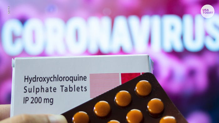 Authors retract study that raised questions about drug used to treat COVID-19