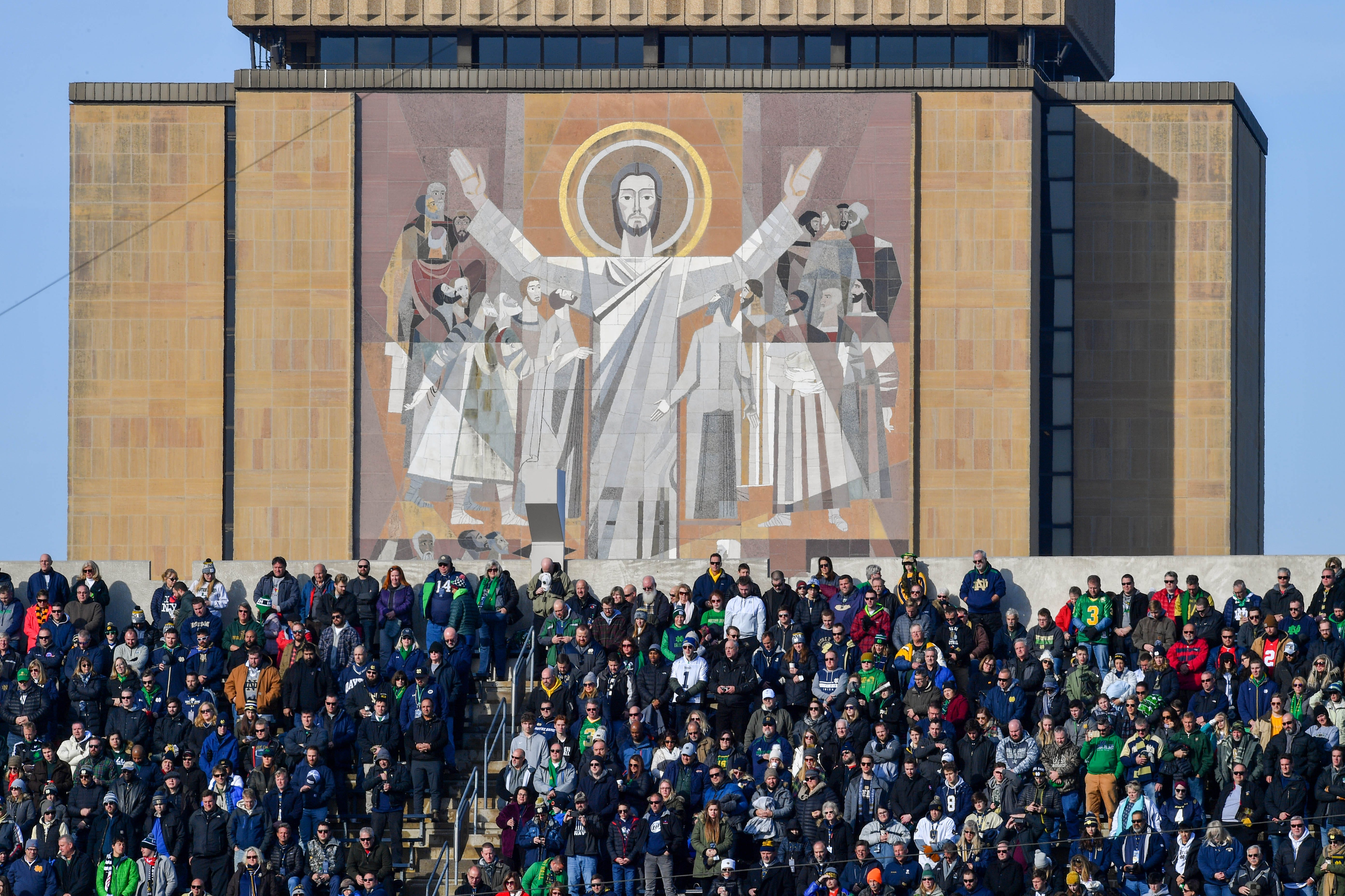 New Notre Dame fall semester calendar keeps football in a hypothetical mode, but with hope