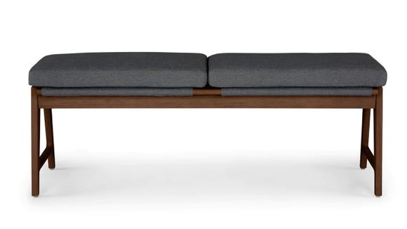This bench is super versatile and a must-have purchase for home-owners and renters alike.