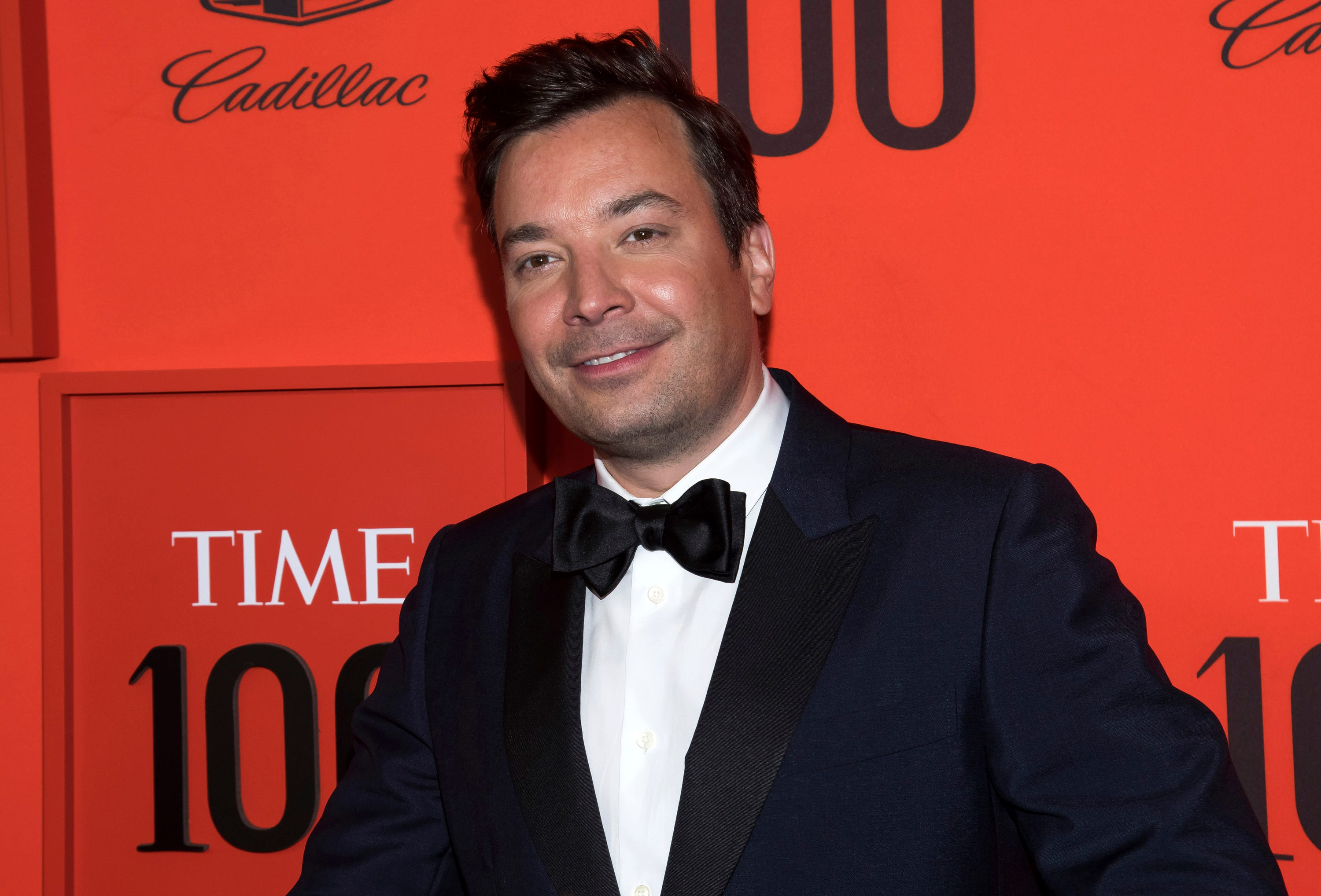 Jimmy Fallon addresses blackface controversy on  Tonight Show  return:  I m not a racist