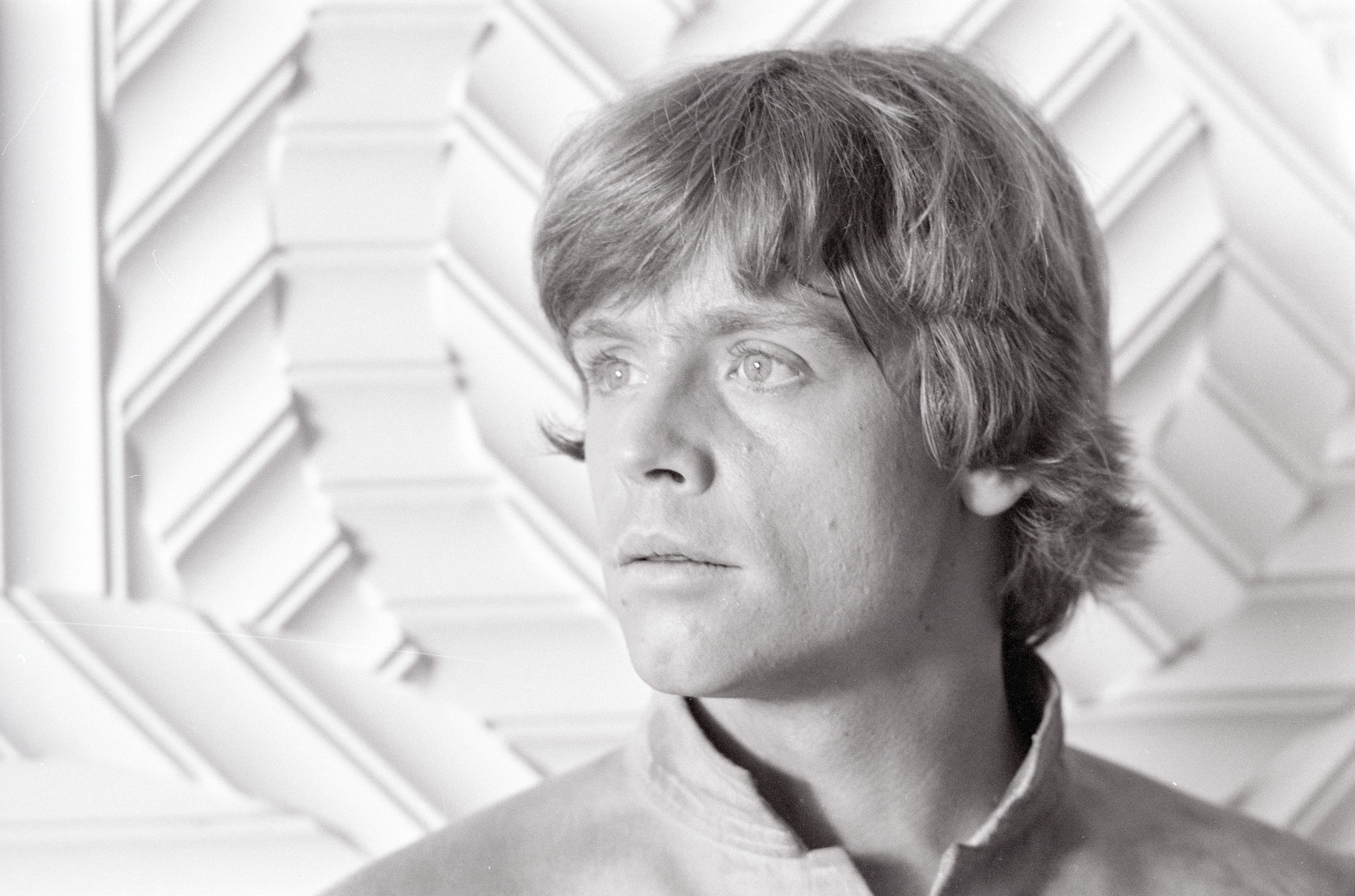 Star Wars  exclusive: See Mark Hamill behind the scenes as  Empire Strikes Back  turns 40