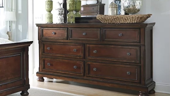 You can count on Ashley Homestore for high-end furnishings at low prices.
