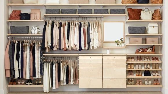Organizing your closet has never been easier—or cheaper—than with this Container Store sale.