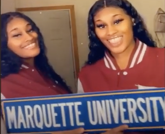Arielle and Arianna Williams, graduating seniors at Dr. Howard Fuller Collegiate Academy, have received 37 college acceptances and a combined $1 million in scholarships.