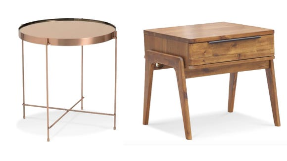 You can snag side tables at a major discount from Apt2B.
