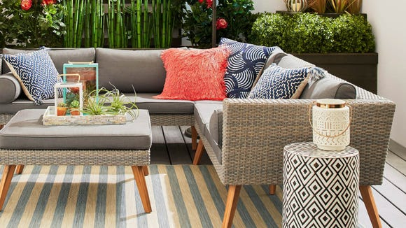 Pier 1 is a one-stop shop for gorgeous pieces at affordable prices.
